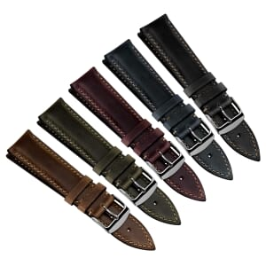 Hinxhill Horween Leather Watch Strap