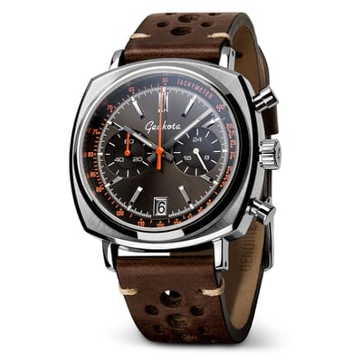Geckota C-01 VK64 Racing Chronograph Watch