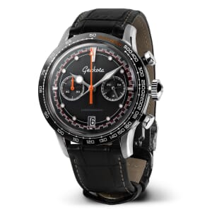 Geckota C-04 VK64 Space Age Racing Chronograph Watch