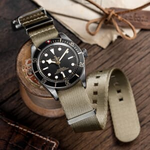NATO G10 Military Style Watch Strap