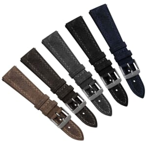 Dedworth Distresso Cowhide Quick Release Watch Strap