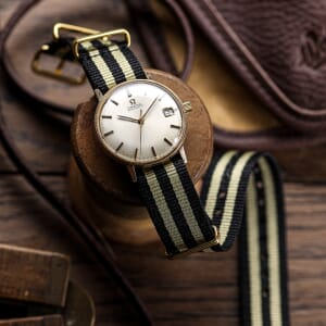 The Vintage Watch Company NATO by Geckota / Gold Hardware