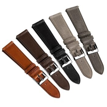 Painswick Quick Release Leather Watch Strap
