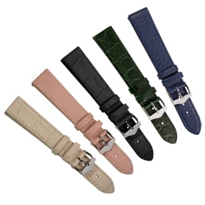 Bexley Genuine Leather Ladies Watch Strap - Shorter Length