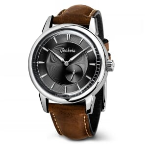 DISCONTINUED: Geckota P-01 Small Seconds Automatic Watch