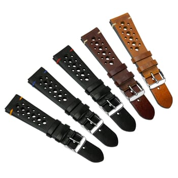 Vintage Gillingham Leather Watch Strap