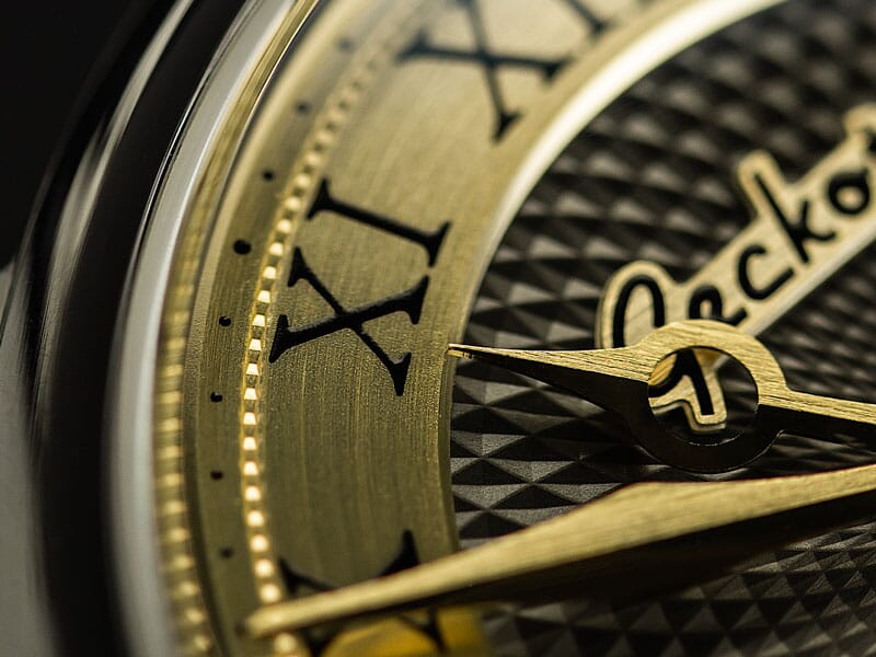 The Designer's Notebook #7 – Continuing The Gold Theme With The Geckota Tourbillon