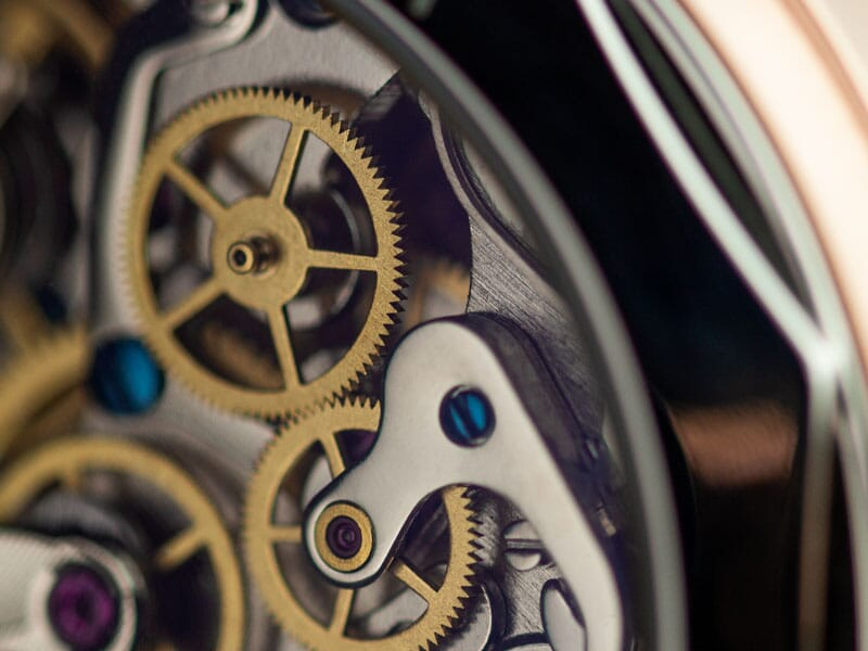 The Designer's Notebook #9 – Our First Ever Mechanical Chronograph