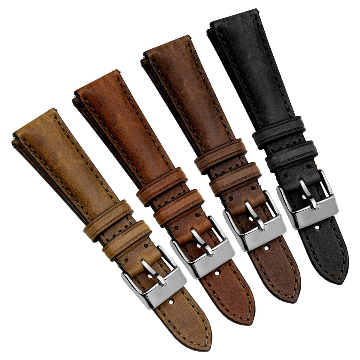 By Popular Demand...  Shorter Length Watch Straps