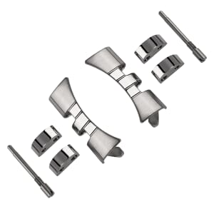 Curved End Pieces For Stinless Steel Watch Strap