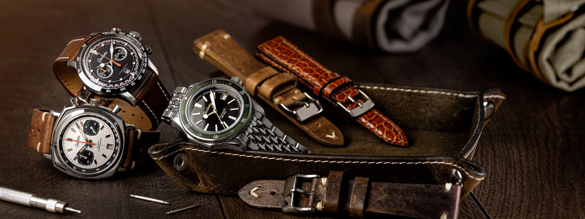 Save 20% on All Geckota Watches Today!